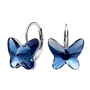 Sterling silver earing