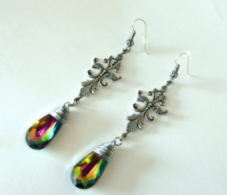 Girls' Hanging Earrings
